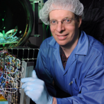 Dr. Paul Jaffe, Electronics Engineer and Integration and Test Section Head, U.S. Naval Research Laboratory.